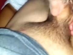 Dark Brown dick sucker gagging balls unfathomable