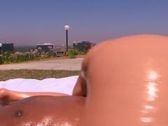 Best pornstar Mariah Cherry in exotic facial, brazilian porn video