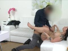 Crazy pornstar Abella Anderson in Horny Brunette, Small Tits sex clip