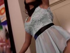 Best pornstar Sunny Leone in Amazing Masturbation, Big Tits sex movie
