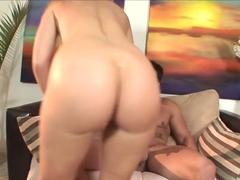 Horny pornstar Mia Gold in fabulous brunette, anal porn movie
