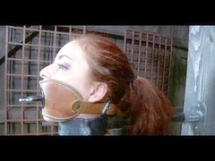 SADOMASOCHISM Thrall Ashley Graham Handcuffed and Whipped by Sado Slavemaster