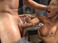 Lezley Zen is into tremendous pussy pounding