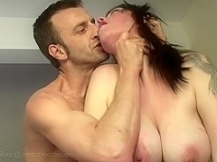 Kandi - Punishing Kandis soaking bawdy cleft in doggy