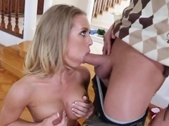 Nicole Aniston graces Xander Corvus with blow storm