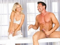 Scarlet Red & Marco Banderas in Bikini Babe Video