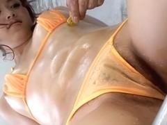 Best Japanese model Iori Mizuki in Crazy JAV uncensored Fingering video