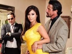 Reena Sky & Tommy Gunn in Seduced By The Boss's Wife #04, Scene #04