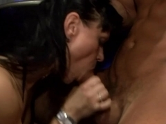 Exciting and racy sex party