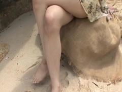Rin Sakuragi is a cute Asian girl is amazing