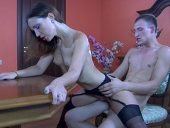 NylonScreen Video: Isabel A and Benny A