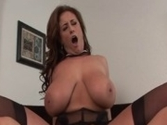 Crazy pornstar Eva Notty in amazing blowjob, tattoos sex scene