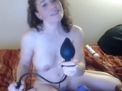 vanessabrown intimate record on 01/21/15 11:31 from chaturbate