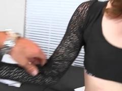 Huge cock surprise for MILF Jordyn Eve