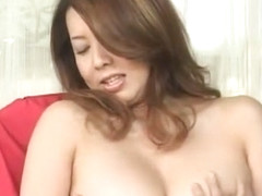 Incredible Japanese slut Yumi Kazama in Hottest Big Tits JAV video