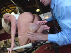Hottest pornstar Alena Croft in Horny Blonde, Big Ass xxx scene