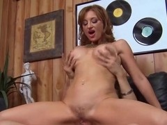 Mya Mayes is having a wonderful fuck with her lovely boyfriend