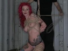 Becky Holt gets punished for bad behavior