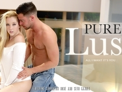 Samantha Rone & Seth Gamble in Pure Lust Video