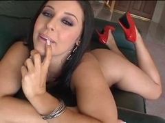 Gracie Glam POV Sloppy Orall-Service