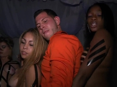 Hot sex party with Jade, Jimmy and friends