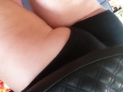 Bit ass, nalgona