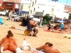 Swedes - Twins in Torrevieja 2 SLOWMOTION