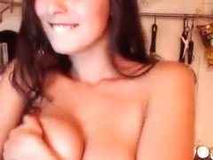Naked beauty SexySabotage