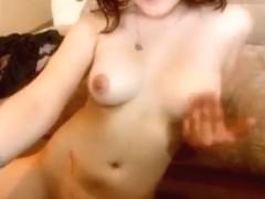 Naked babe Alyssa77