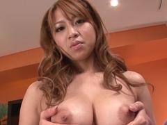 Fabulous Japanese girl Ruru Kashiwagi in Incredible JAV uncensored Dildos/Toys video