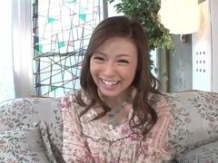 Hottest pornstar Aiko Hirose in crazy asian, dildos/toys porn clip