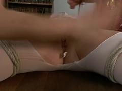 Amazing fetish, lesbian xxx movie with horny pornstars Lorelei Lee, Nika Noire and Kiera King from.