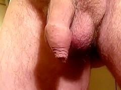 piss & play take 2 v2 slowmotion closeup foreskin