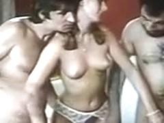 Accouplements Pour Voyeurs 1980 (Threesome, dped) MFM