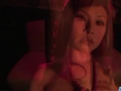 Miina Yoshihara gets ravished in serious porn show