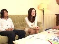 Hatsumi Saki in Misa's First Rare - Natural Healing Slut - Schoolgirl Obscenity