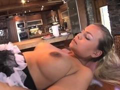 Mia Leone has taken down a beast cock