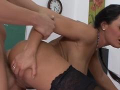Lisa Ann & Chris Johnson in My First Sex Teacher