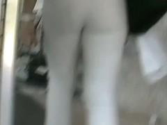 Candid voyeur videos of tight yummy butts.