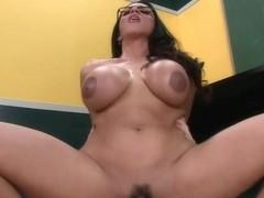 Ariella Ferrera in Bossy Milfs #12