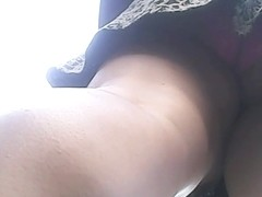 Upskirt compilation in the City for August part IV