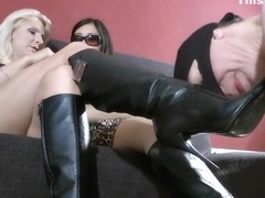 Booted Ladies Worship (part.2)