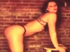 Fabulous twerking livecam dance movie scene
