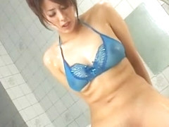 Best Japanese model Nana Saeki in Hottest JAV scene