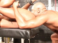 NextdoorEbony Video: Pleasure in Pain