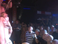 Bound in Public. The Big Stage Performance at Hustla Ball Berlin 10th Year Anniversary