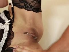 Fabulous pornstar Klarisa Leone in Crazy Big Tits, DP porn video