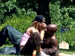 Fabulous pornstar in Hottest Interracial, Blonde porn video