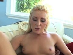 Exotic pornstar Nikki Blake in Incredible Hardcore, Blonde xxx scene