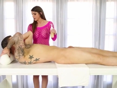 Exotic pornstar in Hottest Handjobs, Babes sex clip